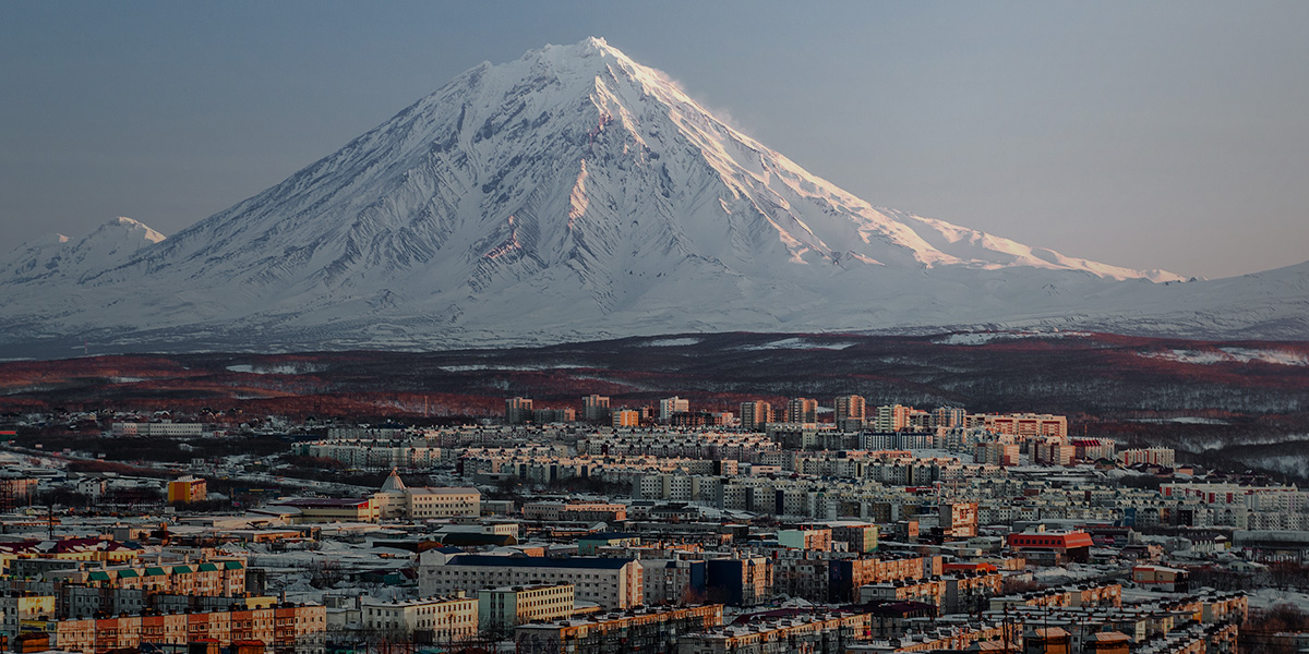An agreement on the implementation of an ambitious project to develop container transportation between the Leningrad Region and Kamchatka Region was signed at the International Arctic Forum on 9 April 2019