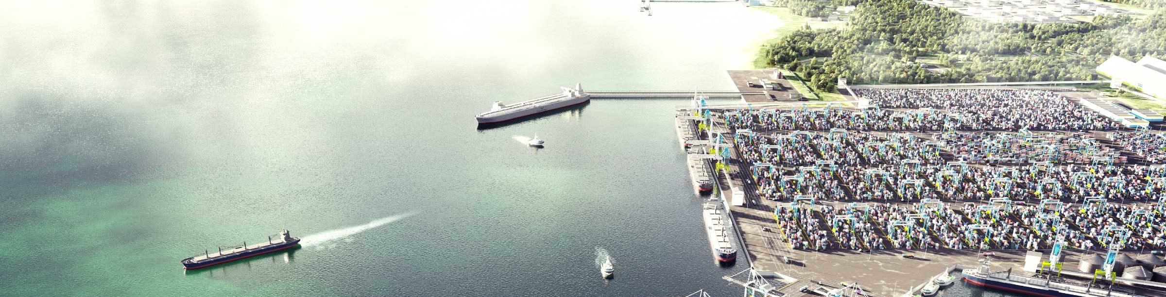 Портовый комплекс «Приморский УПК» станет драйвером развития  Ленинградской области