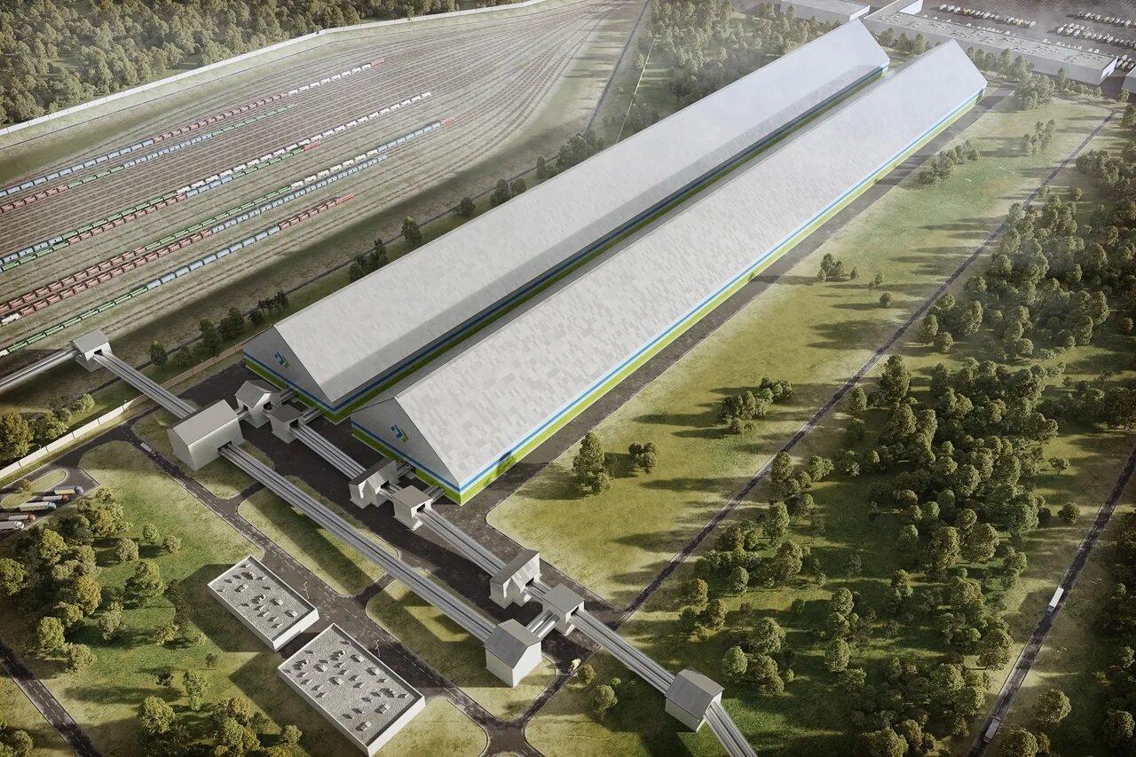 ООО «Приморский УПК» оформило патент  на закрытую технологию перевалки каменного угля в морских портах