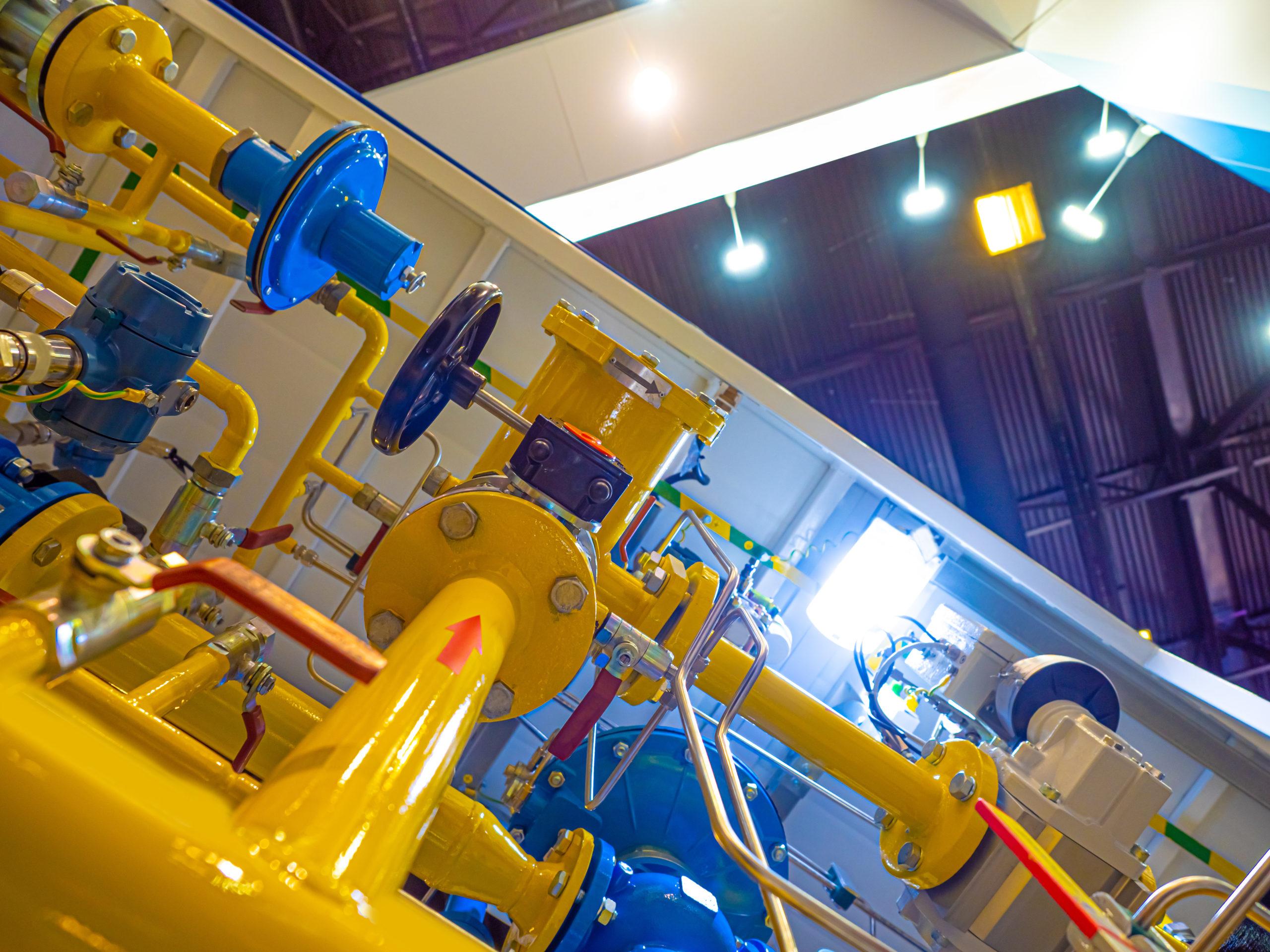 «Приморский УПК» инициировал изменение схемы газификации Выборгского района Ленинградской области